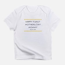 Cute First mothers day Infant T-Shirt