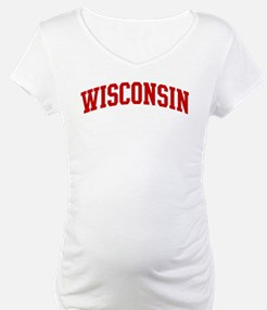 WISCONSIN (red) Shirt