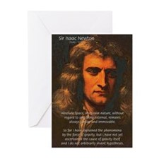 Famous Scientists Shop: Greeting Cards (Package of
