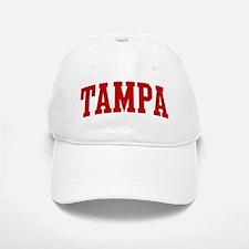 TAMPA (red) Baseball Baseball Cap