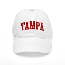 TAMPA (red) Baseball Cap