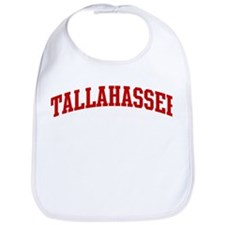 TALLAHASSEE (red) Bib