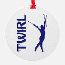 TWIRL Ornament