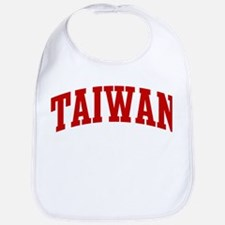 TAIWAN (red) Bib