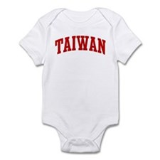 TAIWAN (red) Infant Bodysuit