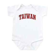 TAIWAN (red) Onesie