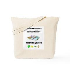 BIBLE VERSES Tote Bag
