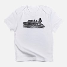 Unique Railroad train Infant T-Shirt