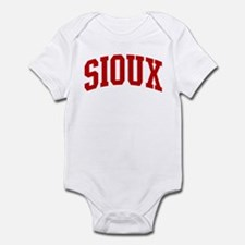 SIOUX (red) Infant Bodysuit