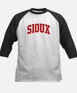 SIOUX (red) Tee