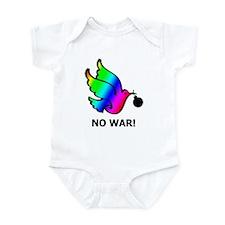 Dove No War Infant Creeper