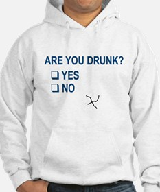 Are You Drunk? Hoodie