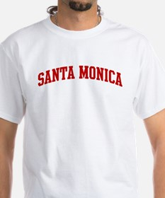 SANTA MONICA (red) Shirt