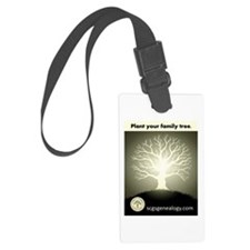 Plant Your Family Tree Luggage Tag