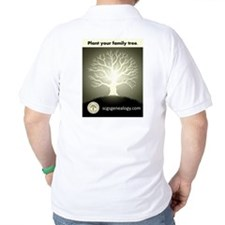 Plant Your Family Tree T-Shirt