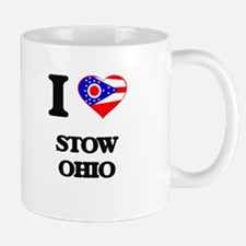 I love Stow Ohio Mugs