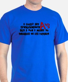 Straight A's T-Shirt