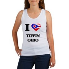 I love Tiffin Ohio Tank Top