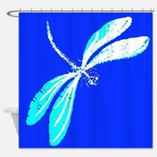 Essence Of A Dragonfly Shower Curtain