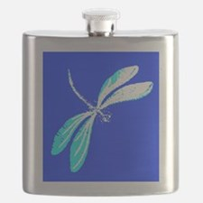 Essence Of A Dragonfly Flask