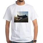 Dusk Flight Texan T-shirt