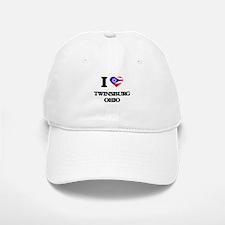 I love Twinsburg Ohio Baseball Baseball Cap