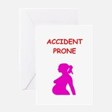 pregnant Greeting Cards