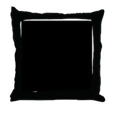 Zebra Striped Throw Pillow