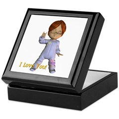 Keepsake Box - Kevin - I Love You