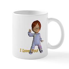 I Love You - Kevin Mug