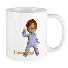 I Love You - Kevin Mug