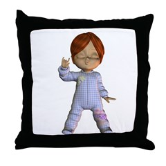 Throw Pillow - Kevin I love you