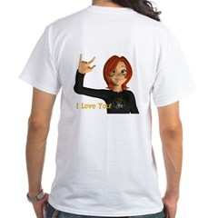 I Love You - Jan Shirt