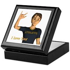 Keepsake Box - Jimmy - I Love You
