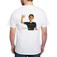 I Love You - Jimmy Shirt
