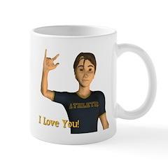 I Love you - Jimmy Mug