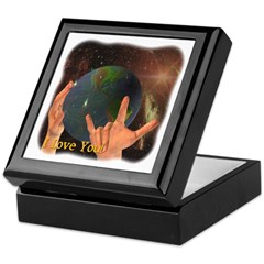 Keepsake Box - God - I Love You