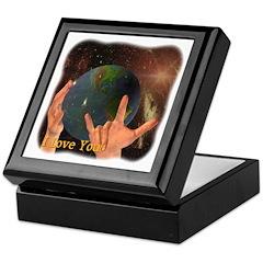 Keepsake Box - God - I Love You