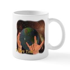 I Love You - God Mug
