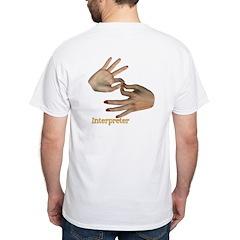 Interpreter Shirt - Female Hands
