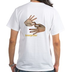 Interpreter Shirt - Female Hands