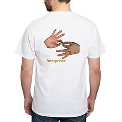 Interpreter Shirt - Male Hands
