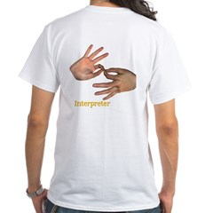 Interpreter Shirt - Male Hands