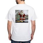 White T-Shirt - Santa I Love You