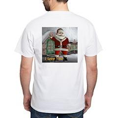 Shirt - Santa I Love You