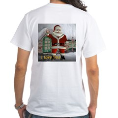 Shirt - Santa I Love You