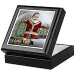 Keepsake Box- Santa I Love You