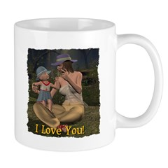 Mom & Baby 02 - Mug