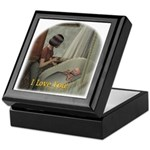 Mom & Baby 01 - Keepsake Box