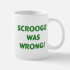 scrooge wrong Mug